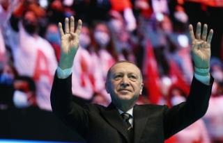 Cumhurbaşkanı Erdoğan'dan evlerinde altın ve...