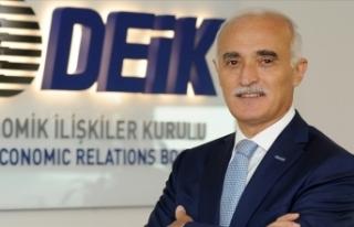 DEİK Başkanı Olpak: 2020 büyümesi gelecek için...