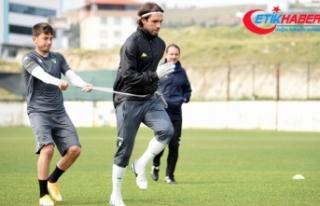 Denizlispor, Fenerbahçe maçı hazırlıklarına...