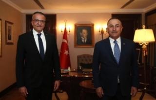 Dışişleri Bakanı Çavuşoğlu, Kapadokya Üniversitesinin...