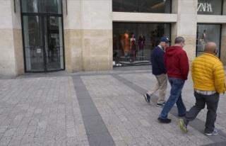 Fransa'da Kovid-19 nedeniyle son 24 saatte 362...