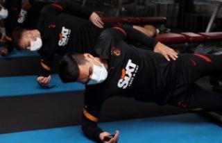Galatasaray'da Kerem Aktürkoğlu sakatlandı