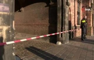 Hollanda Parlamentosu, bomba ihbarı üzerine tahliye...