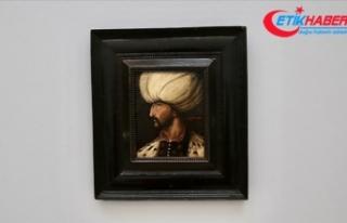 İngiltere'de Kanuni Sultan Süleyman'ın...