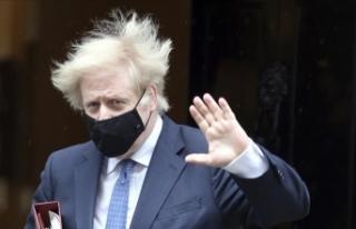 İngiltere Başbakanı Johnson'ın 'Kovid-19...