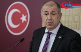 İstanbul Milletvekili Ümit Özdağ İP'den...