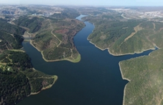 İstanbul'un barajlarındaki doluluk oranı yüzde...