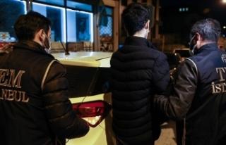 İstanbul merkezli 25 ilde FETÖ'nün TSK yapılanmasına...