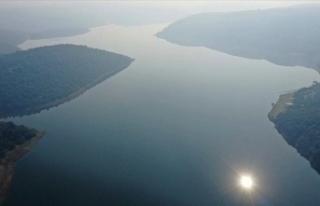 İstanbul'un barajlarındaki su seviyesi yüzde...