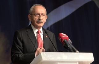 """Kılıçdaroğlu'ndan """"MKE"""" açıklaması:..."""