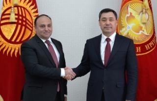 Kırgızistan, Türkiye ile ilişkileri yeni niteliksel...