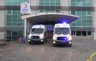 Kırıkkale'de 4 kişilik aile sobadan zehirlendi