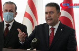 KKTC Başbakanı Saner: Ana vatan Türkiye ile tam...