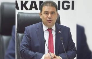"""KKTC Başbakanı Saner: """"Rum-Yunan ikilisi hayal..."""