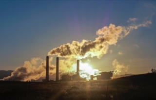 Küresel sıcaklık artışı yıllık 2 milyar ton...