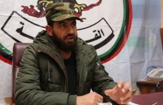 Libya'da Hafter'e bağlı savaş suçlusu komutana...