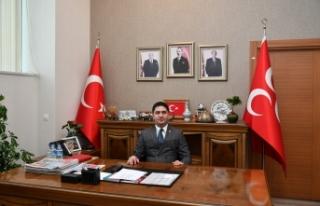MHP'li Özdemir'den Rahmi Turan'a sert...