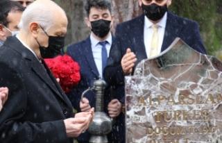 MHP Genel Başkanı Bahçeli'den, yeni MYK ve...