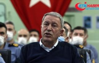 Milli Savunma Bakanı Akar: Mısır'ın arama...