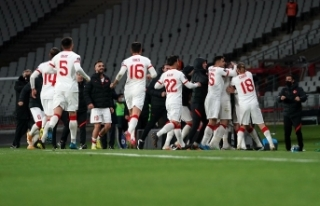 Milli Takım'dan Dünya Kupası elemelerine güzel...