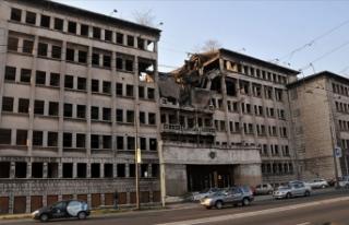 NATO'nun eski Yugoslavya'yı bombalamasının...