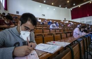 Yükseköğretim Kurumları Yabancı Dil Sınavı...