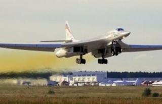 Rus bombardıman uçağında fırlatma sistemi arızası:...