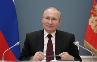 Rus Duması, Putin'in yeniden devlet başkanlığına...