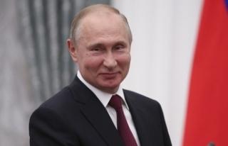 Rusya Devlet Başkanı Vladimir Putin, Covid-19 aşısı...