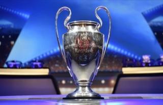 UEFA Şampiyonlar Ligi'nde çeyrek final heyecanı...