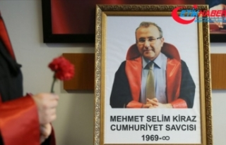 Savcı Mehmet Selim Kiraz şehadetinin 6. yılında...
