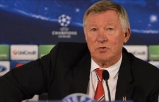 Sir Alex Ferguson geçirdiği beyin kanaması sonrası...