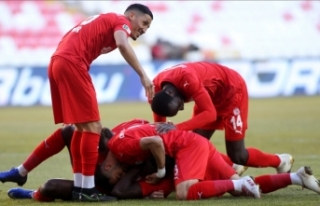 Sivasspor, son 5 maçında yenilgi yüzü görmedi