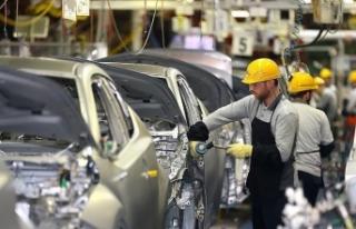 Türkiye otomotiv pazarı ilk çeyrekte yüzde 60...