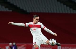 Taylan Antalyalı'nın ilk milli maç heyecanı