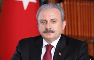 TBMM Başkanı Şentop: Türkiye, yaptığı operasyonlarla...
