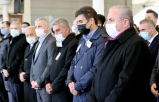 TBMM Başkanı Şentop, vefat eden polis memuru Sema...