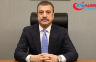 TCMB Başkanı Kavcıoğlu: Enflasyondaki düşüşün...