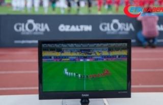 TFF 1. Lig'de 2022-2023 sezonundan itibaren VAR...