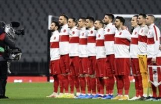 Türkiye, 2022 Dünya Kupası Elemeleri'nde bir...