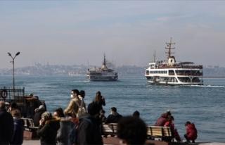 Türkiye'de son 50 senenin en sıcak 3. kış...