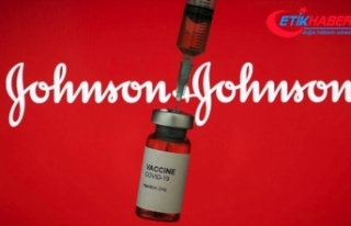 ABD'de 15 milyon doz Johnson&Johnson Kovid-19...