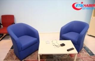 Adalet Bakanı Gül'den Adli Görüşme Odalarının...