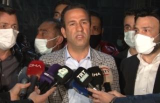 """Adil Gevrek: """"Fenerbahçe'den bir puan almak..."""