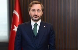 """Cumhurbaşkanlığı İletişim Başkanı Altun: """"Çocuklarımızı..."""