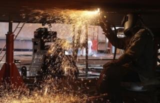 Avro Bölgesi'nde sanayi üretimi şubatta yüzde...