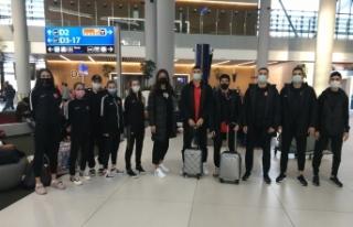 Avrupa Büyükler Tekvando Şampiyonası heyecanı...