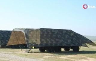 Azerbaycan ve Türkiye muhabere birliklerinden ortak...