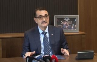 """Bakan Fatih Dönmez: """"2 milyon 500 bin metrekare..."""