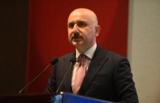 "Bakan Karaismailoğlu: ""Kanal İstanbul'la..."